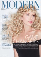 Latest cover of Modern Salon