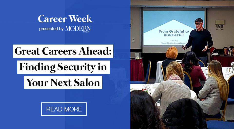 Great Careers Ahead: