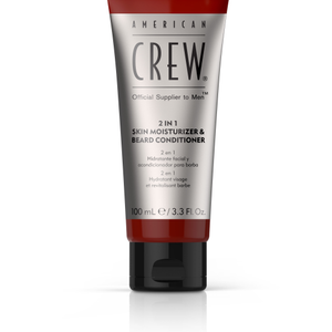 American Crew Grows Beard Line With Moisturizer and Wax