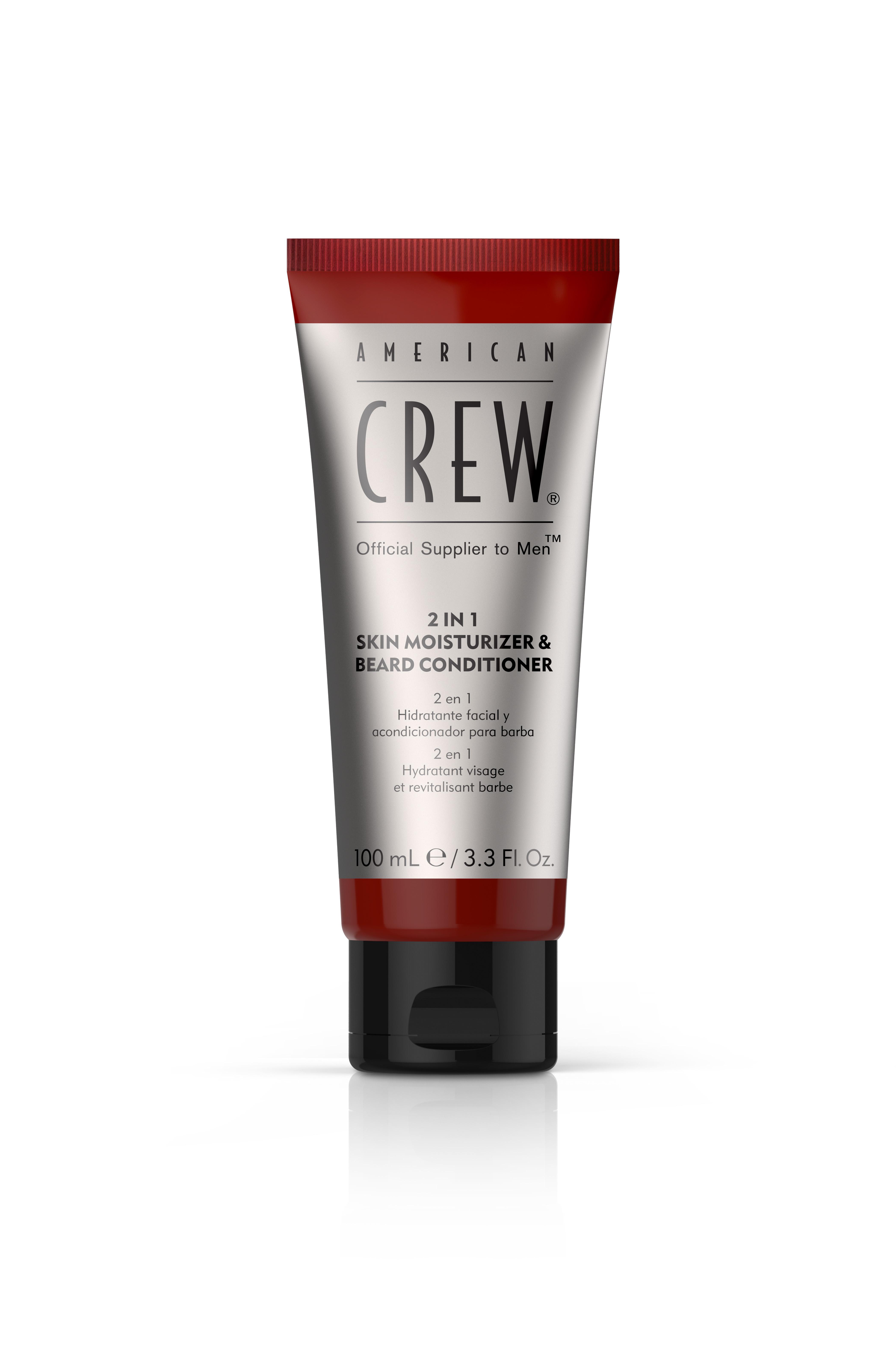 American Crew Grows Beard Line With Moisturizer and Wax