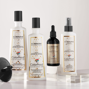 Treat Thinning Hair with ColorProof's BioRepair-8 System