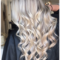 How-To: Blonde Bombshell Blowout