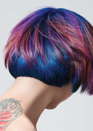 Color: Jacky Tan Styling: Daniel Martin  -