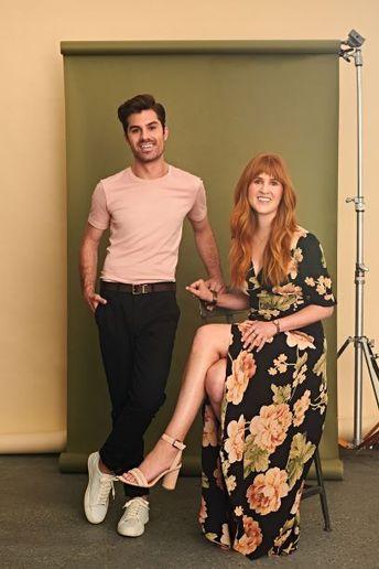 Matthew and Madison Ruggieri  -