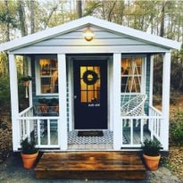 "The Sweetest Little ""She Shed"" Salon"