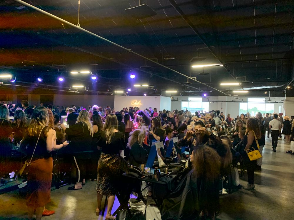 <p>200 stylists participated in the 2019 Oribe Atelier workshop.</p>