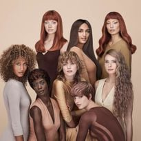 The limited-edition Keune Live Your Divinity collection includes four shades: Enchant (Tinta...