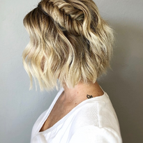 Topping today's trend in lobs are shapes with layered interiors and blunt ends.