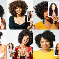 The Mona Cut: Before & Afters that Celebrate Texture