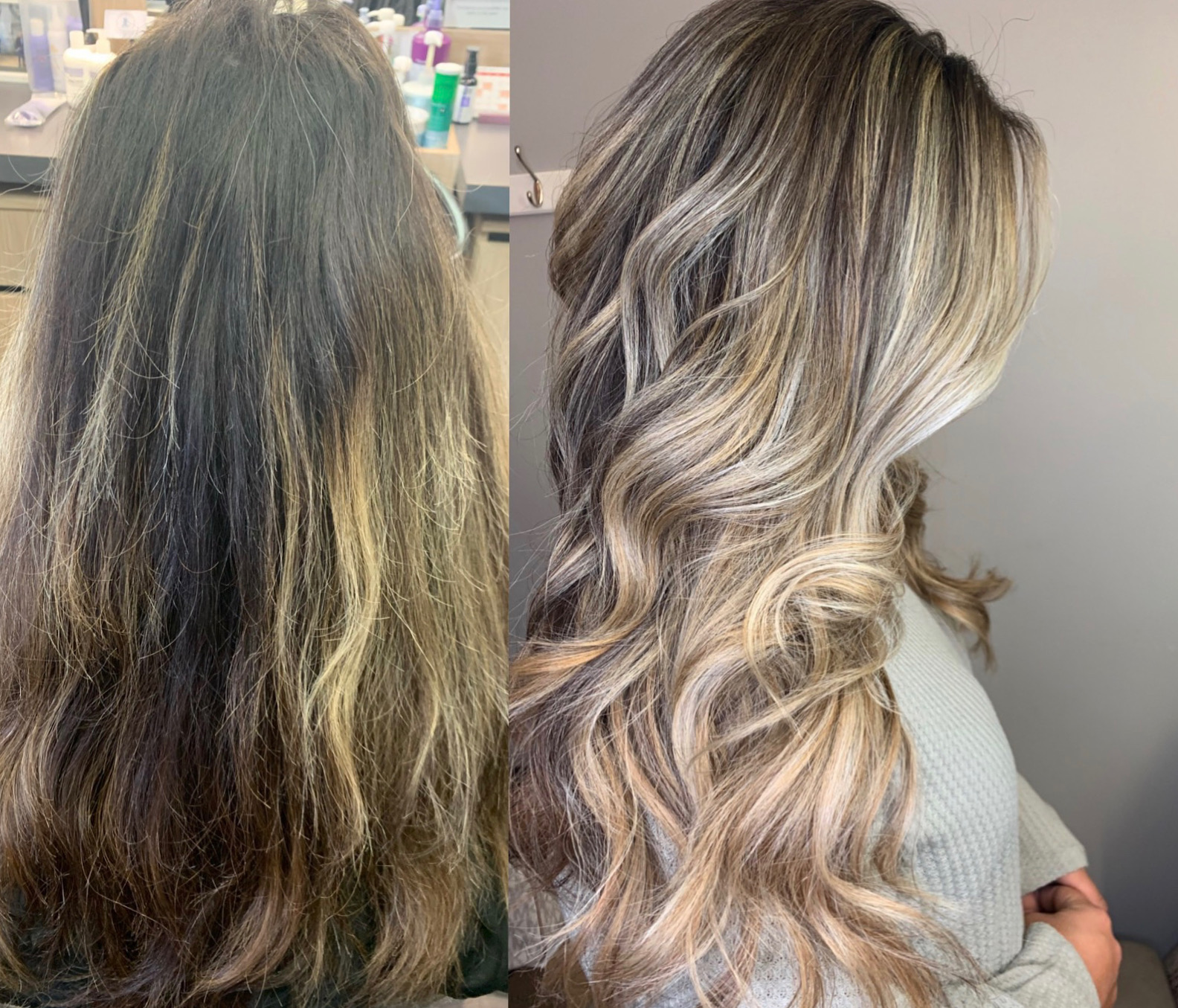 Gentle Makeover For the Low Maintenance Client