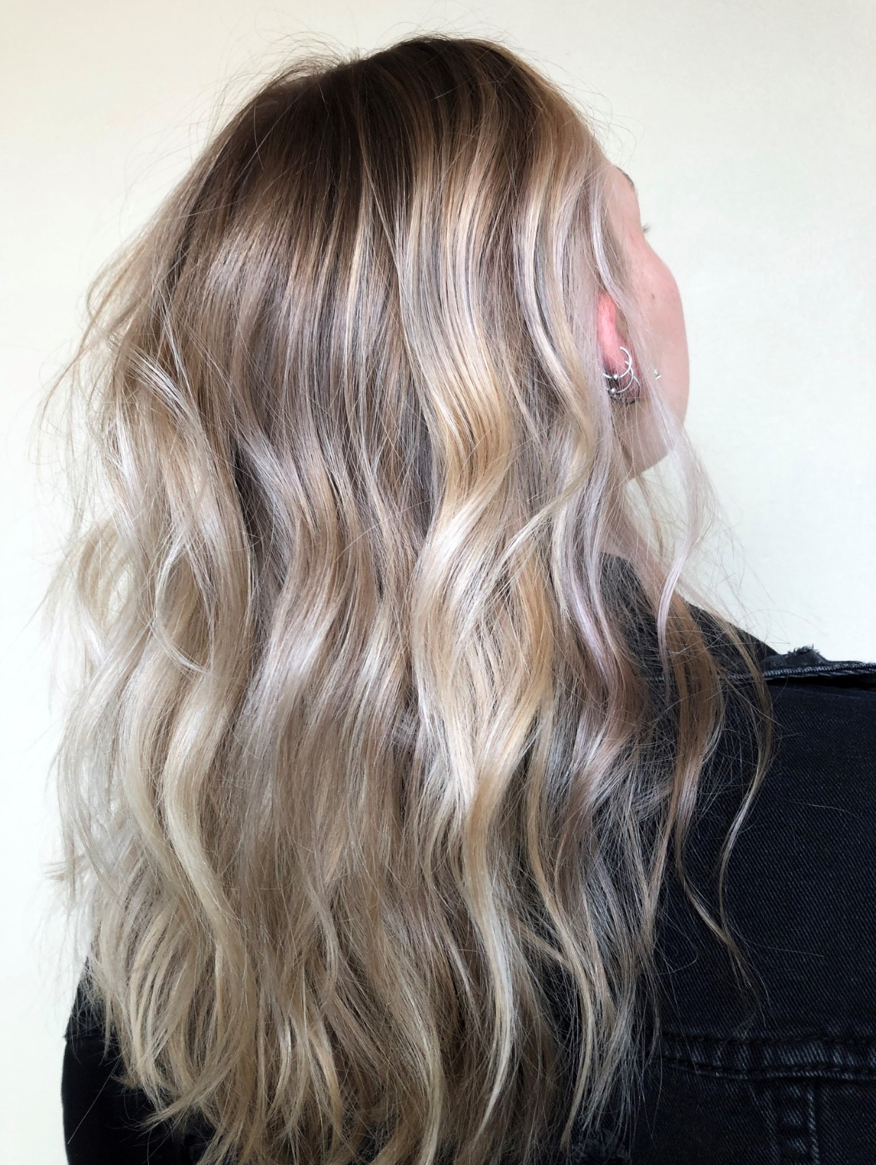 How to Integrate Melted Lowlights and Balayage
