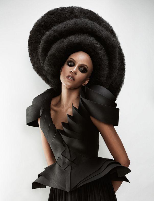 <p>Norm Wright</p>  <p>Taz Hair Co., Toronto</p>  <p>Photographer: Natasha Gerschon</p>