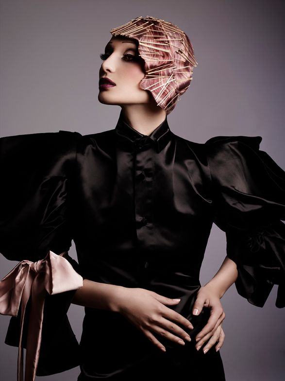 <p>Dilek Onur Taylor</p>  <p>The Salon By Instyle JCP, Orland Park, IL</p>  <p>Photographer: Robert Reed</p>