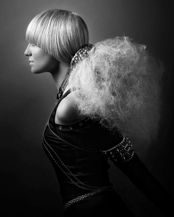 <p>Kaitlyn Rudie</p>  <p>Aveda Fredric&rsquo;s Institute, Cincinnati, OH</p>  <p>Photographer: Keith Bryce</p>  <p>&nbsp;</p>