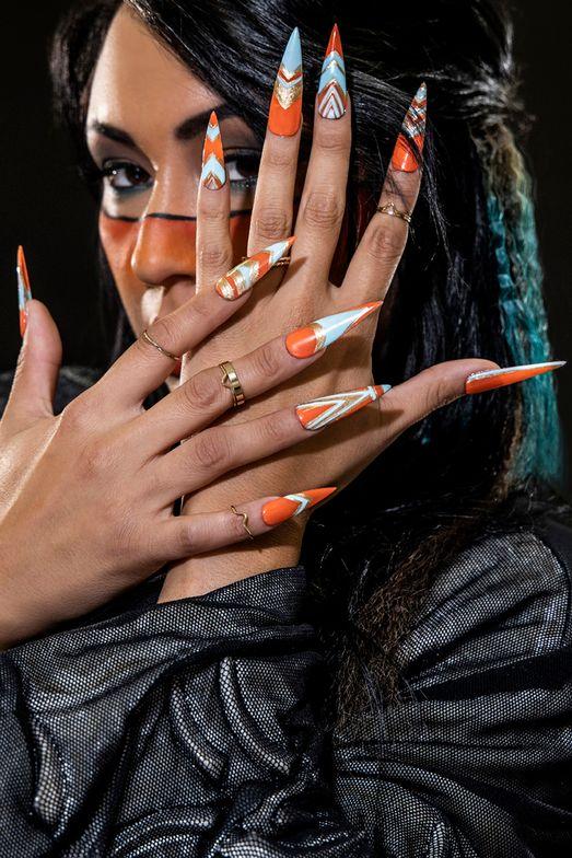 <p>Delia Hutchinson</p>  <p>Mitchells Salon &amp; Day Spa, Cincinnati, OH</p>  <p>Photographer: Annette Navarro</p>