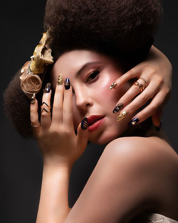 <p>Rochelle Dingman</p>  <p>Shear Fashion Salon, San Jose, CA</p>  <p>Photographer: Ed Carlo Garcia</p>
