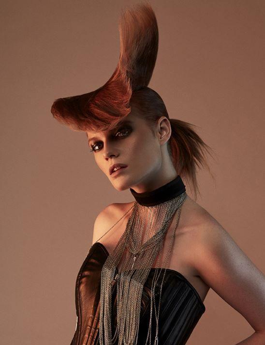 <p>Angela Debono</p>  <p>Taz Hair Company, Toronto</p>  <p>Photographer: Natasha Gerschon</p>