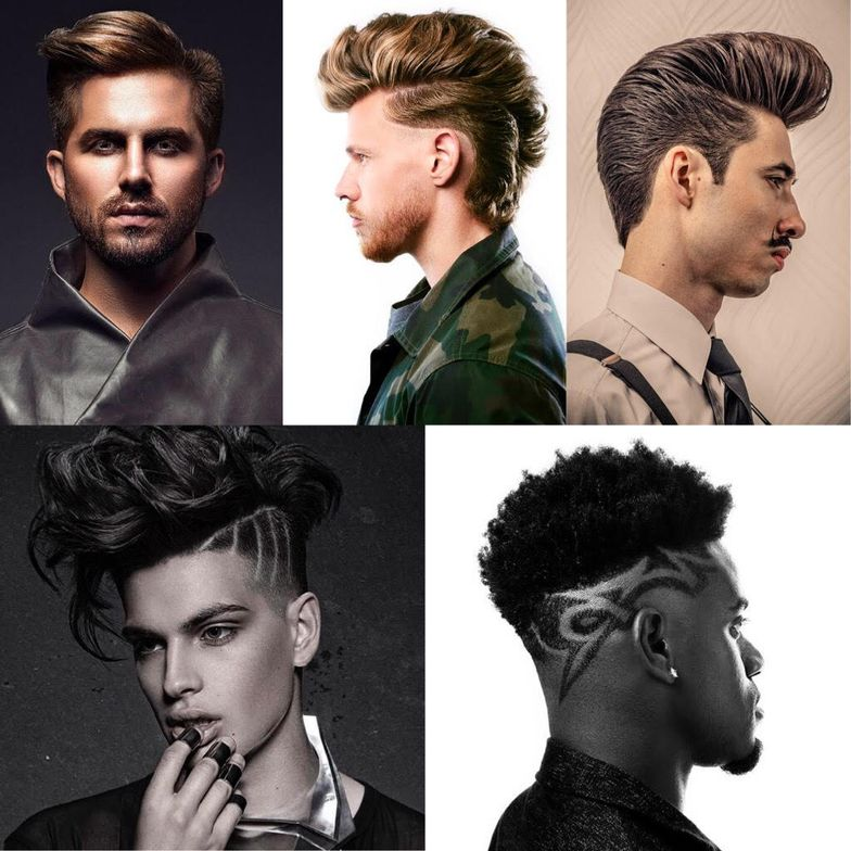 <p>Men&#39;s Hairstylist of the Year</p>