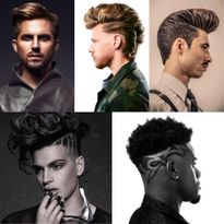 2020 NAHA Finalists: Men's Hairstylist of the Year