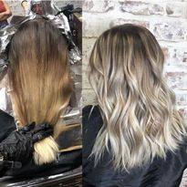 Winning Hair Color and Transformation Photos