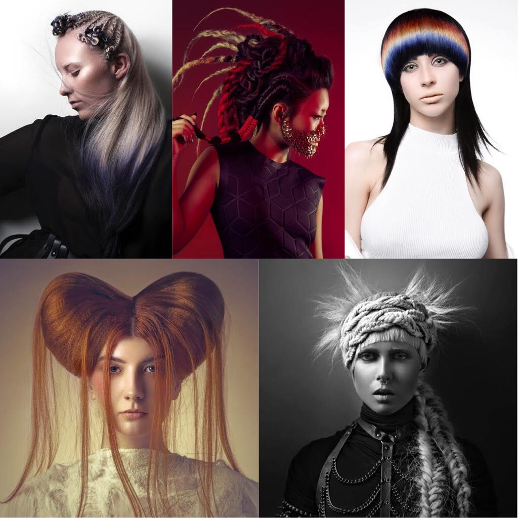2020 NAHA Finalists: Student Hairstylist of the Year