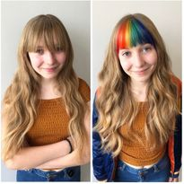 How-To: Fun Rainbow Fringe