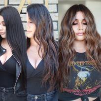 Hair color makeover and correction byRaquel Azusena