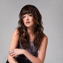 The MODERN Shag  Hair/Sam Villa ArTeam;Photo/Katie Parker;Wardrobe/Amia Serrano; Makeup/Teal...