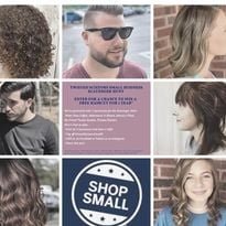 Amanda Kimball, co-owner of North Carolina's Twisted Scizzors, shares her salon's Small Business...