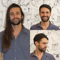 Hair Cut Transformation from NAHA Winner Jamie DiGrazia