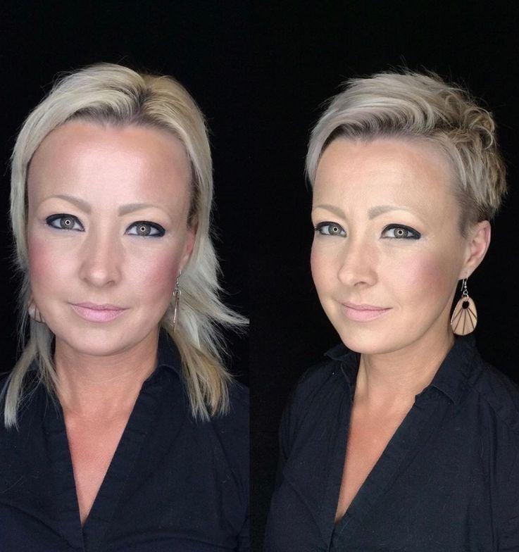 <p>Stunning transformation</p>