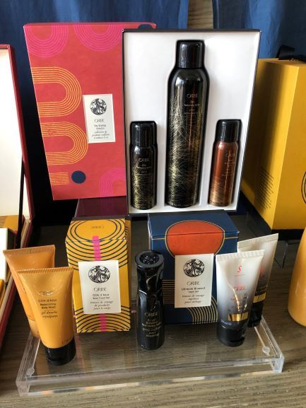 <p>The Oribe 2019 Holiday Collection</p>