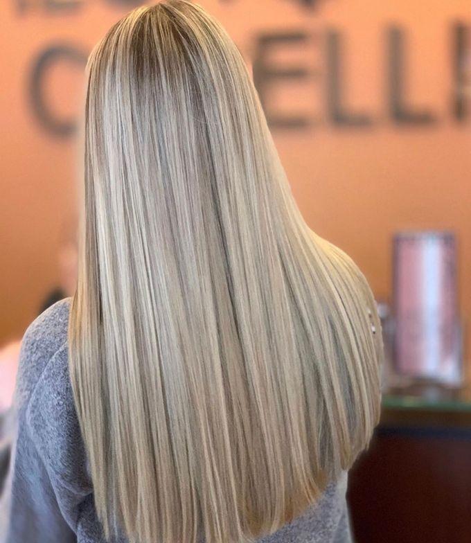 """<p>Hair: Bio Ionic Artist, Seth Gaeta <a href=""""https://www.instagram.com/sethgaetabeauty/?hl=en"""" target=""""_blank"""">@sethgaetabeauty</a></p>"""