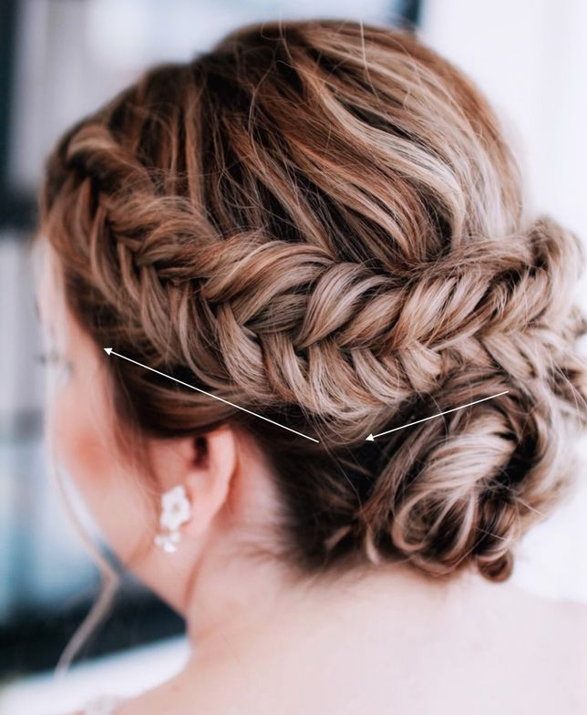 <p>The eye can also be directed deliberately in braid styles like this. Hair: @jamiewileyhair</p>