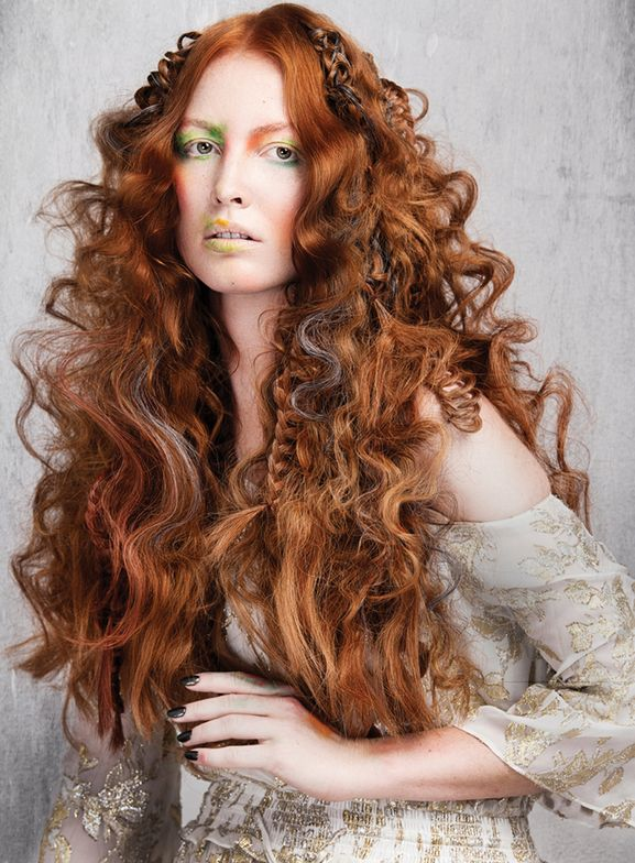 <p>&ldquo;Hair extension installation is true artistry at its finest, and this collection is a perfect representation of craftsmanship.&rdquo;&mdash;<strong>Danielle Keasling</strong>,<strong> Great Lengths creative director</strong></p>  <p>Hair: Great Lengths USA team</p>