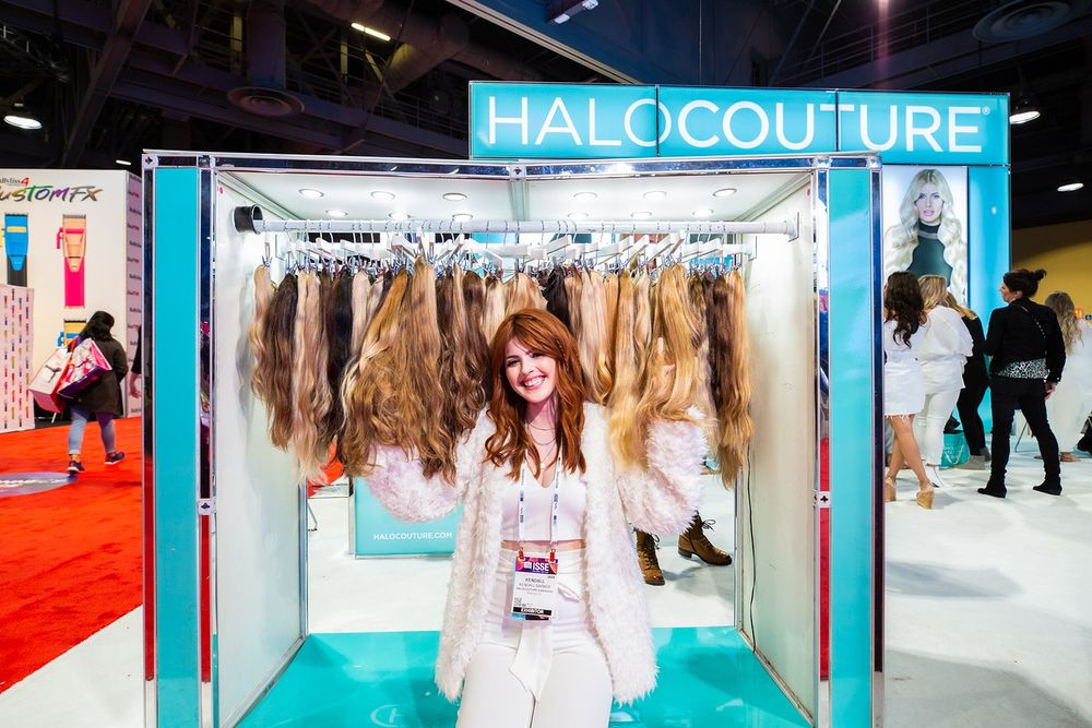 <p>So many beautiful choices at HaloCouture!</p>