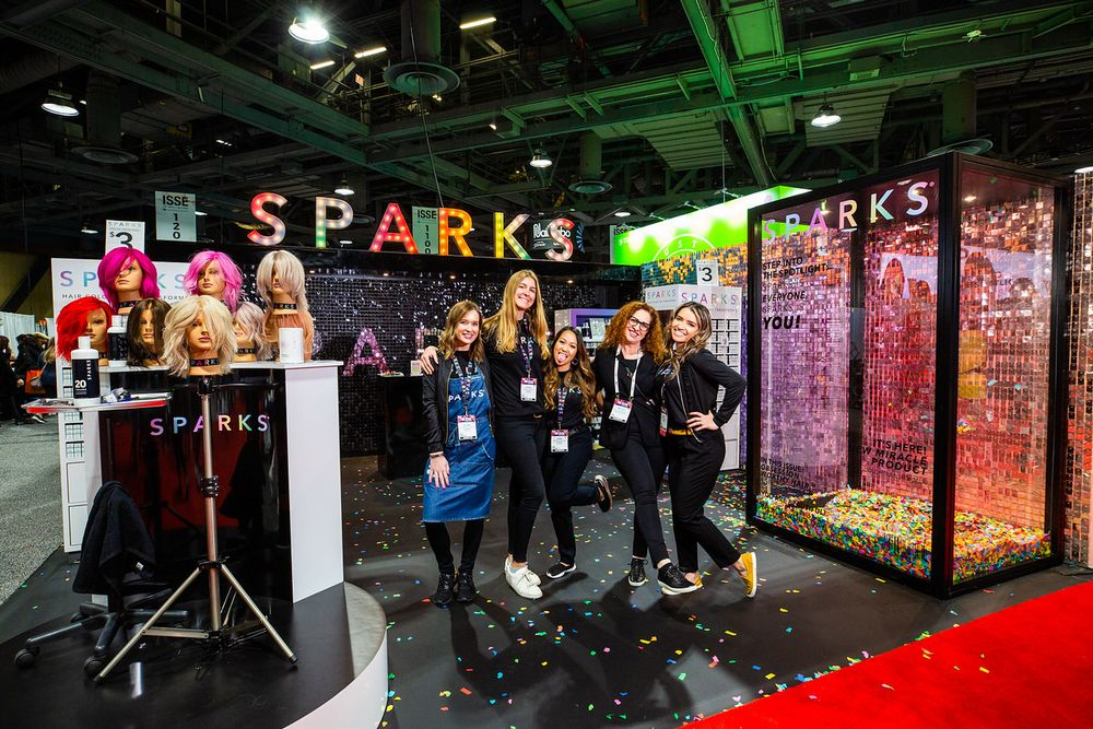 <p>SPARKS flew at ISSE</p>