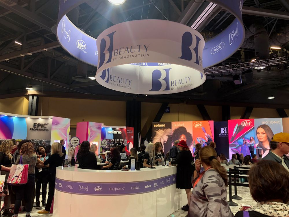 <p>Beauty by Imagination at ISSE</p>