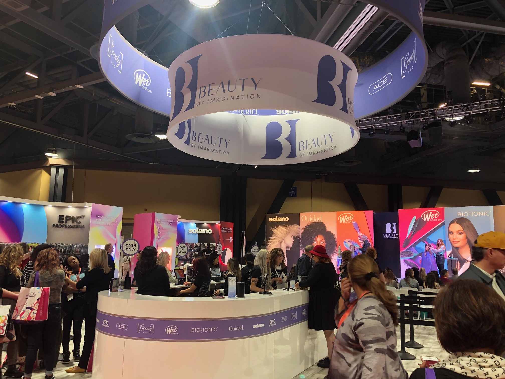 Beauty-Full: New Beauty by Imagination Debuts at ISSE
