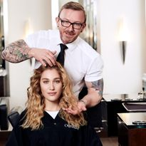 Ouidad's Chadwick Pendley keeps curls in tip top shape.