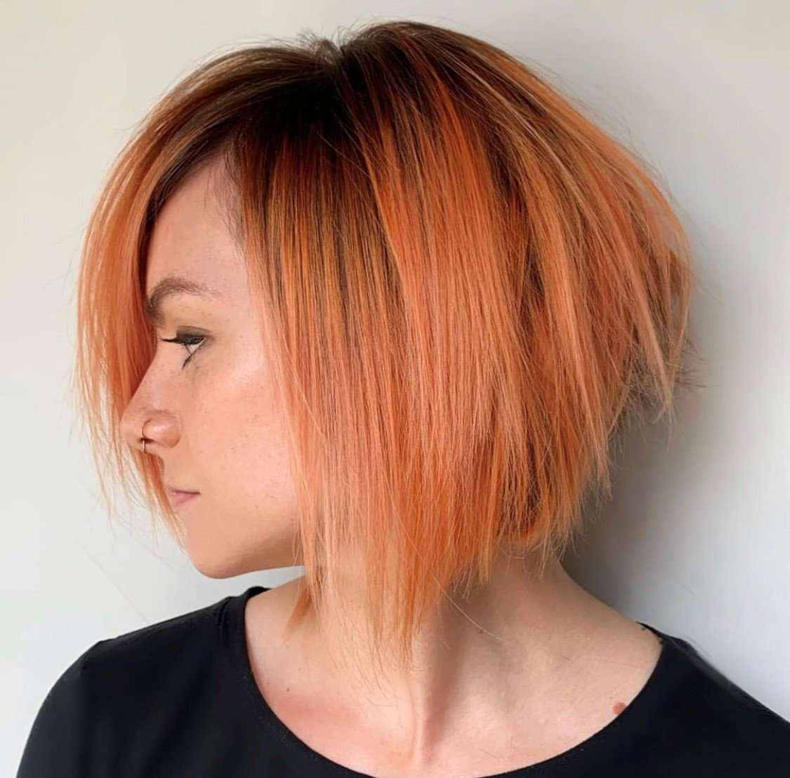 Color How-To: Neon Peach