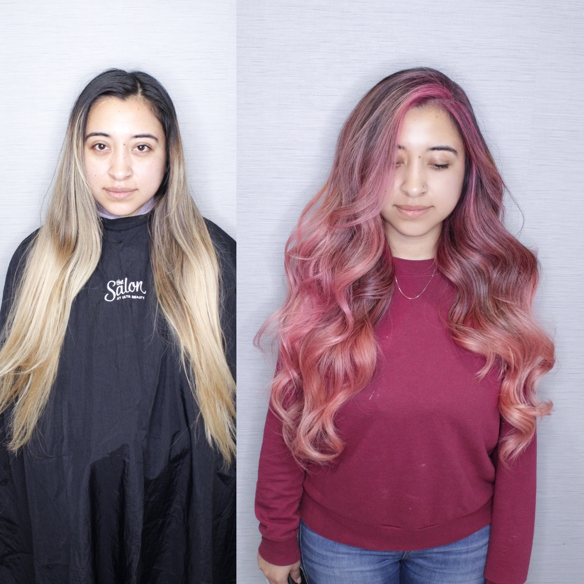 MAKEOVER: From Blonde To Pink (Consultation Is Key)