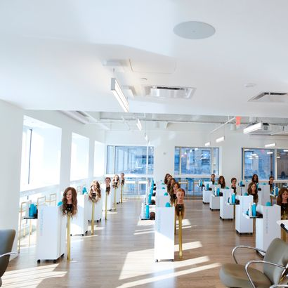 The Moroccanoil Academy in NYC