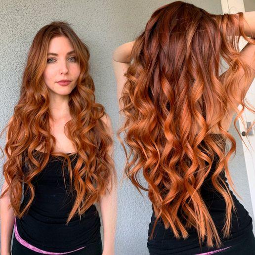 Hair color by Sadie Gray  -