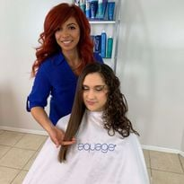 Texture Play: Aquage Texturizing Line Offers Curl Versatility