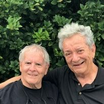 Bill Doran and Carlos Valenzuela, great friends, forever.