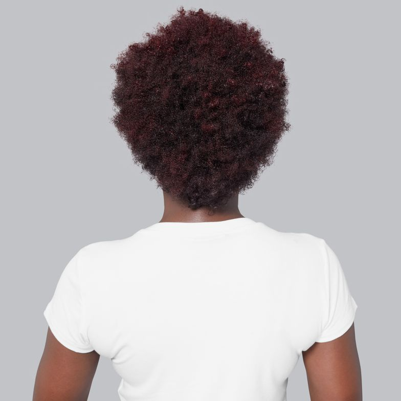 <p><strong>Before. </strong>Unwanted red undertones can be caused by exposure to sun, hard water and heat styling, as well as when lighteners and hair color expose underlying pigment.</p>  <p>&nbsp;</p>