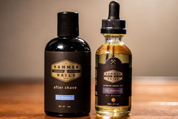 Hammer & Nails Grooming Shop for Guys Launches Product Line