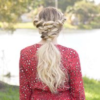 3 Ways to Style Weft Extensions