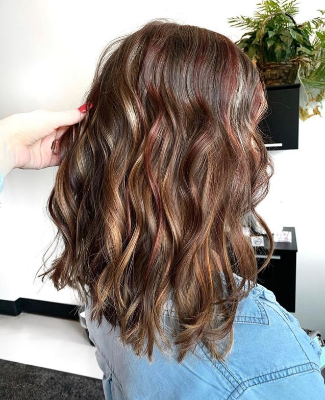 <p>@courtney.mccay: &quot;Pops of Tone. I&rsquo;ve been loving some deeper dimension lately.&nbsp;@pravana&nbsp;Express tones after dark. Dark Mahogany and Clear created those beautiful pops of color.&quot;</p>